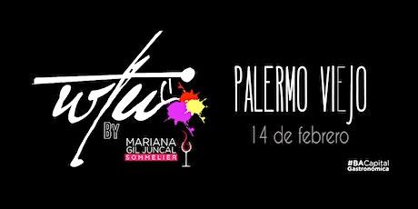 Wine tour urbano by Mariana Gil Juncal - Palermo entradas