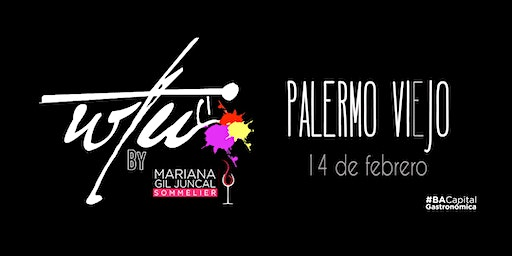 Wine tour urbano by Mariana Gil Juncal - Palermo