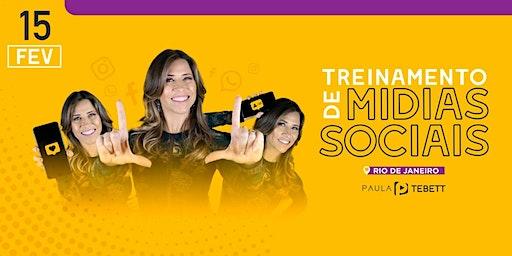 Treinamento Mídias Sociais - Rio de Janeiro