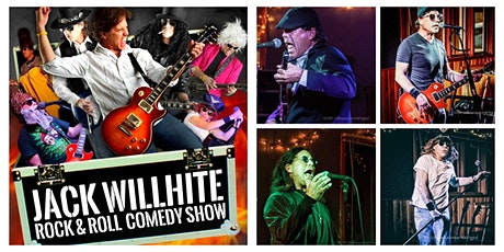 Jack Willhite's Rock & Roll Comedy Show & Dinner tickets