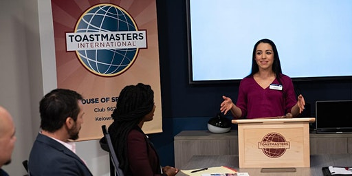 Young Professionals SE Toastmasters Club  Open House