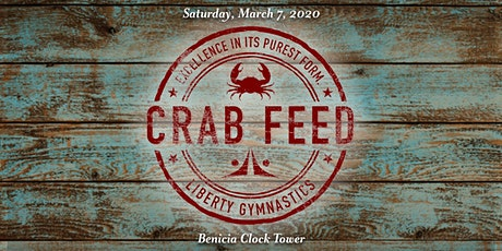 Liberty Gymnastics Benefit Crab Feed tickets