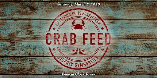 Liberty Gymnastics Benefit Crab Feed