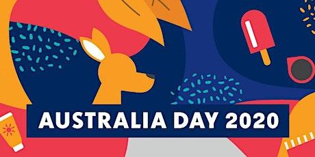 Australia Day Weekend @ The Gecko tickets