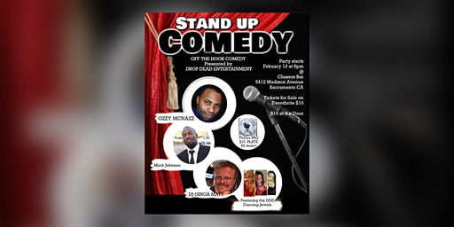 DROP DEAD ENTERTAINMENT PRESENTS OFF THE HOOK COMEDY