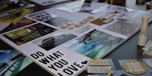 2020 Clear Vision Board Party at Pink Posh Luxe Beauty Bar