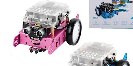 Esci dal labirintoLa robotica con Mbot   7-13 anni biglietti