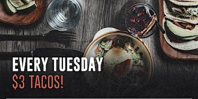 Taco Tuesdays at Casa del Toro | $3 Tacos!