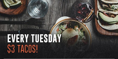 Taco Tuesdays at Casa del Toro | $3 Tacos! tickets