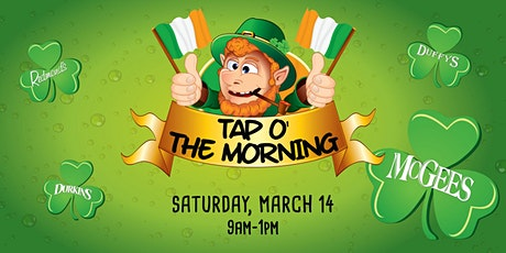 McGee's Tap O' The Morning 2020 tickets
