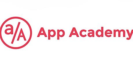 App Academy SF Hiring Event! tickets