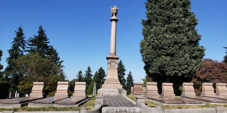 Seattle Historic Cemetery Tour tickets