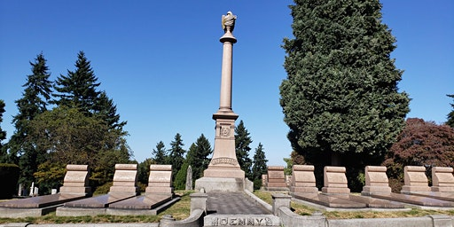 Seattle Historic Cemetery Tour