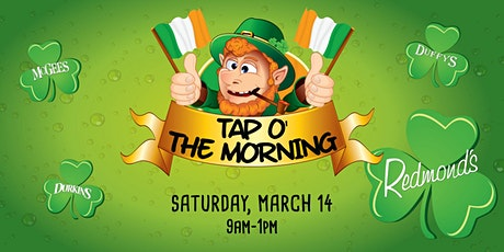 Redmond's Tap O' the Morning 2020 tickets