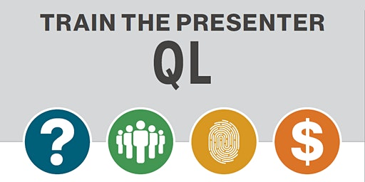 Train the Presenter QL with Holly Prescott - Whose Life are You Leading?