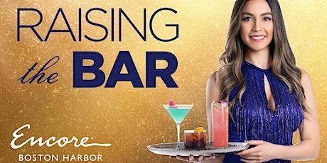 Cocktail Server Interview at Garden Lounge - Encore Boston Harbor tickets