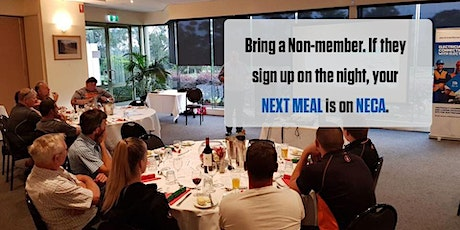 NECA Eastern Region Group Dinner Feb 2020 tickets