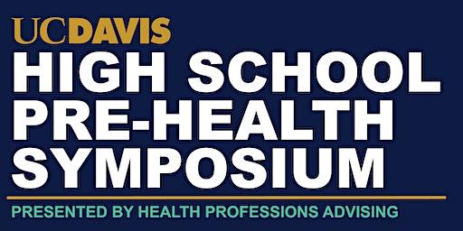 2020 UC Davis High School Pre-Health Symposium