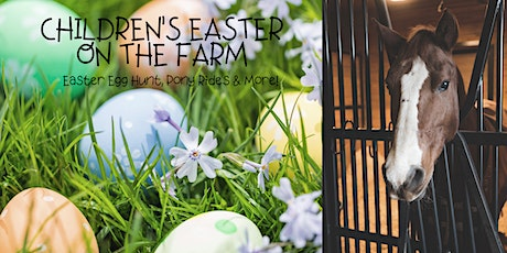 Children's Easter on the Farm tickets