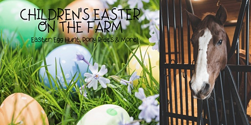 Children's Easter on the Farm