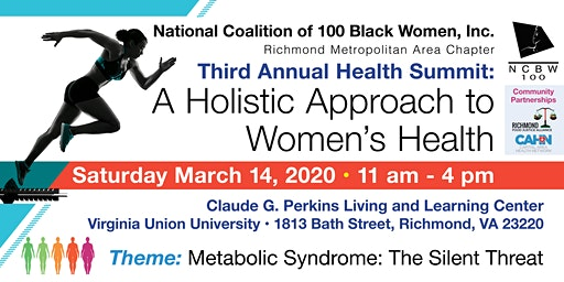 NCBW RMAC Third Annual Women's Health Summit