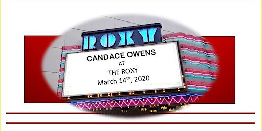 Candace at the ROXY