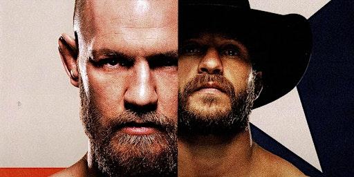 McGregor V Cowboy Welterweight Bout