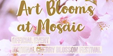 Art Blooms Mosaic April 4 & 5 tickets