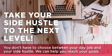 Elevate Your Side Hustle - Futurpreneur Canada Info Session tickets