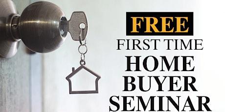 FREE Homebuyers Class tickets