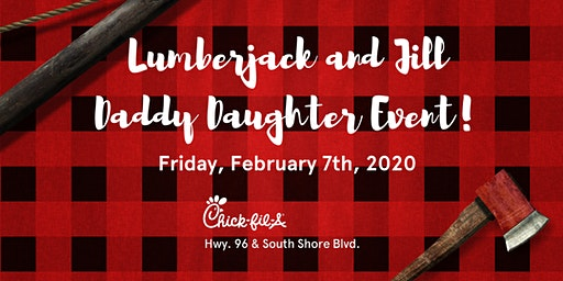 Daddy Daughter Lumberjack and Jill Night!