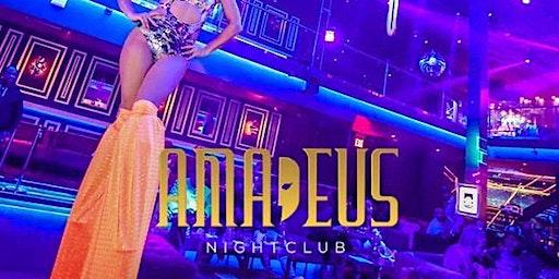 Lux fridays @ Amadeus nightclub litt