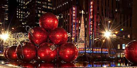 CHRISTMAS IN NYC EXPERIENCE, December  11th - December 13th, 2020 tickets