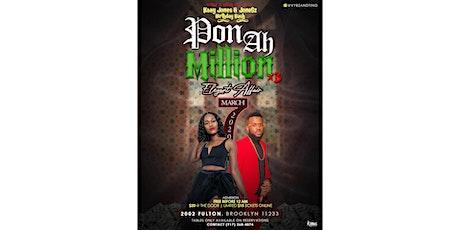 Vybz & Ting Presents Pon Ah Million x3  Kaay Jones tickets
