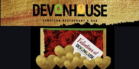 Devon House Jamaican Restaurant Valentines Live Band, Dinner & Dance tickets