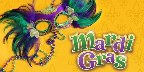 Mardi Gras Benefit Dinner and Concert for PEC Jazz Festival tickets