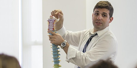 Dr. Jordan Posture Pop-Up tickets