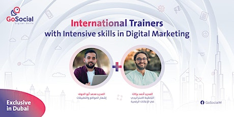 Professional Digital Marketing Course (Arabic Speakers) tickets
