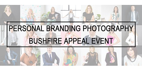 Bushfire Appeal Personal Branding Event tickets