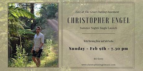 CHRISTOPHER ENGEL (SINGLE LAUNCH) tickets