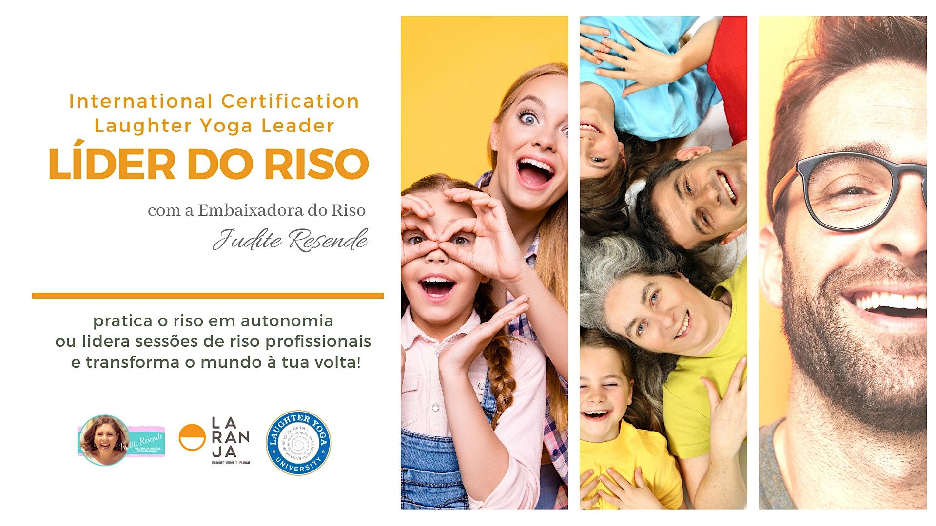 Queres ser um Líder do Riso - curso de Líder do Riso no Porto