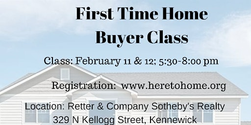 First Time Home Buyer Class - Day 1