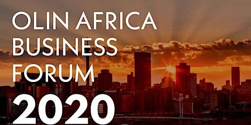 2020 Olin Africa Business Forum