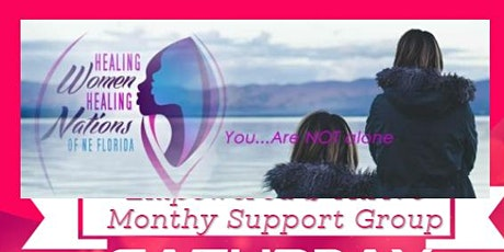 Empowered 2 Thrive  Monthly Support Group tickets