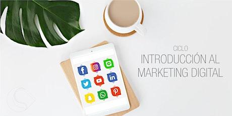Ciclo Select Introducción al Marketing Digital  entradas