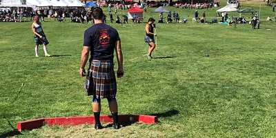 Tucson Highland Games Competition, May 2nd, 2020