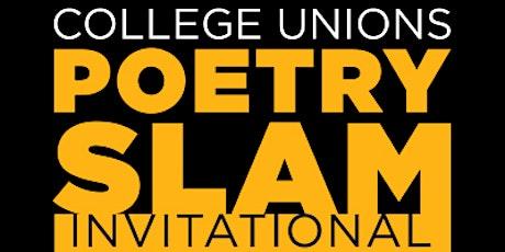 CUPSI 2020 Yale Qualifier Slam tickets
