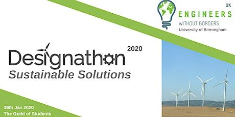 Designathon 2020 tickets