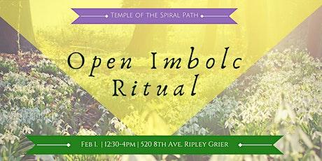 TSP's Open Imbolc Ritual tickets
