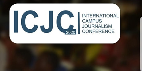 International Campus Journalism Conference 2020 (ICJC'20) tickets